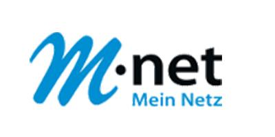 Client m-net Logo