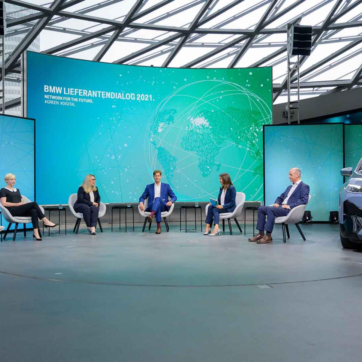 BMW Lieferantendialog 2021