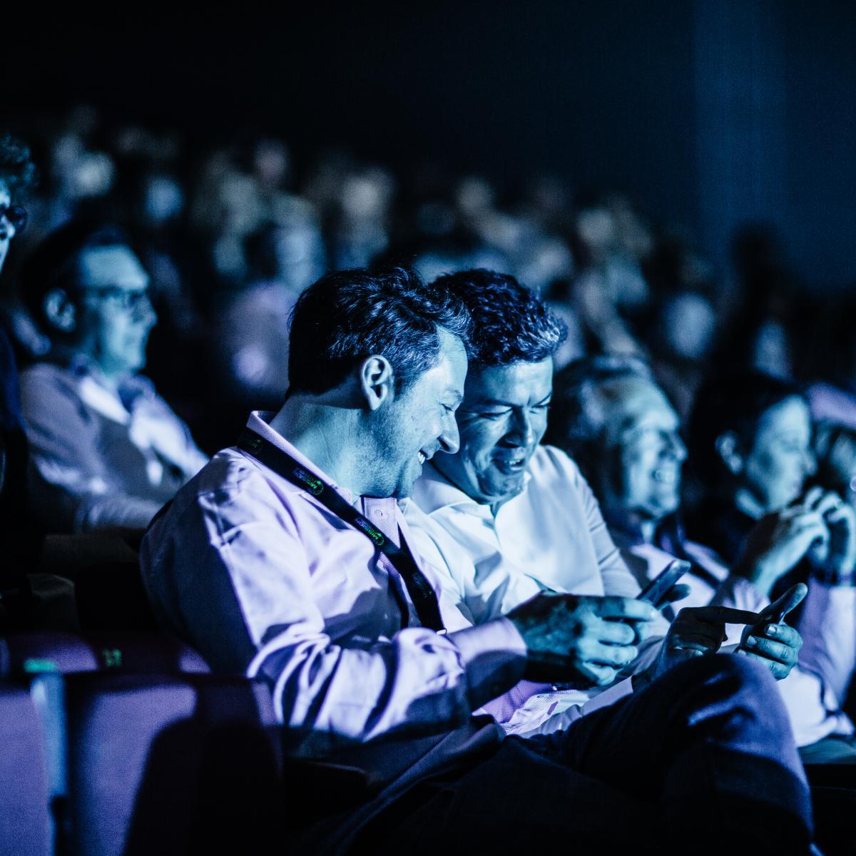Plenum Conference Marriott Auditorium Madrid Live Communication