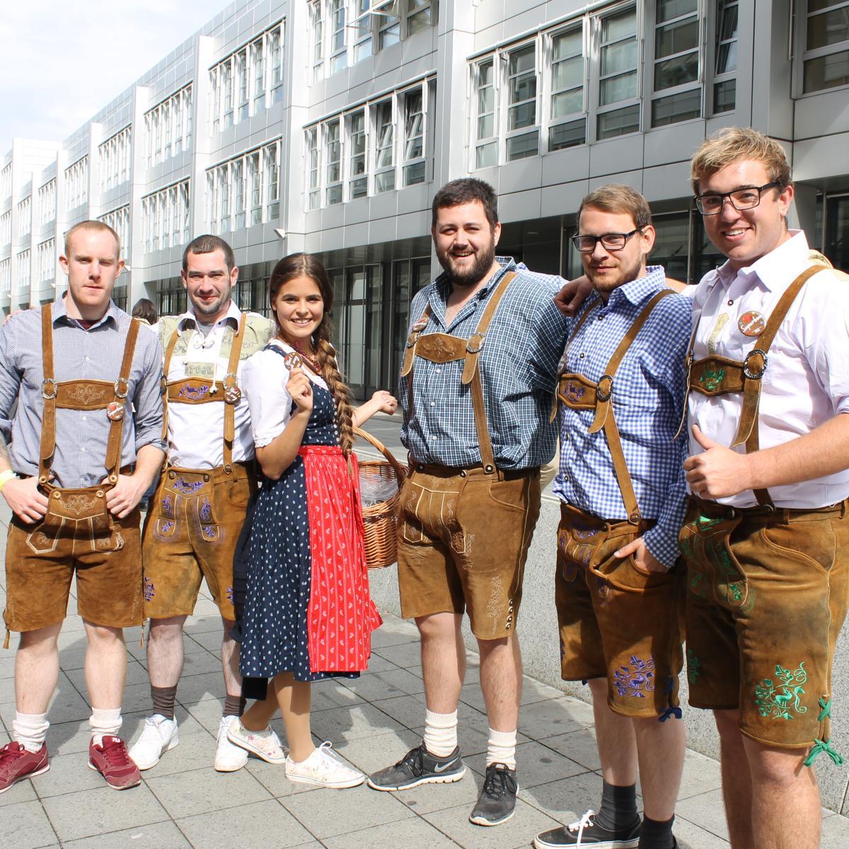 Oktoberfest Promotion Team