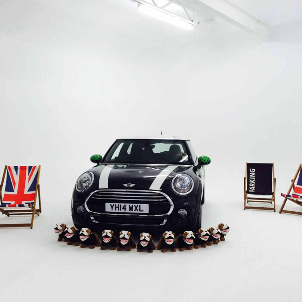 MINI Car London Loft Party